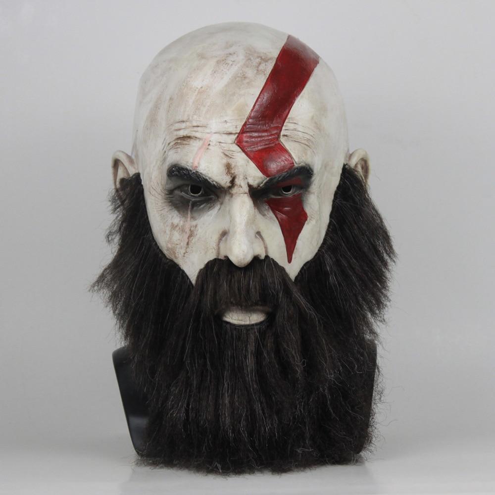 Masque kratos god of war site de déguisement