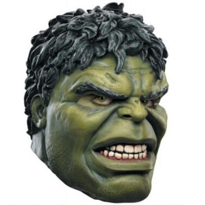 Masque hulk halloween site de déguisement