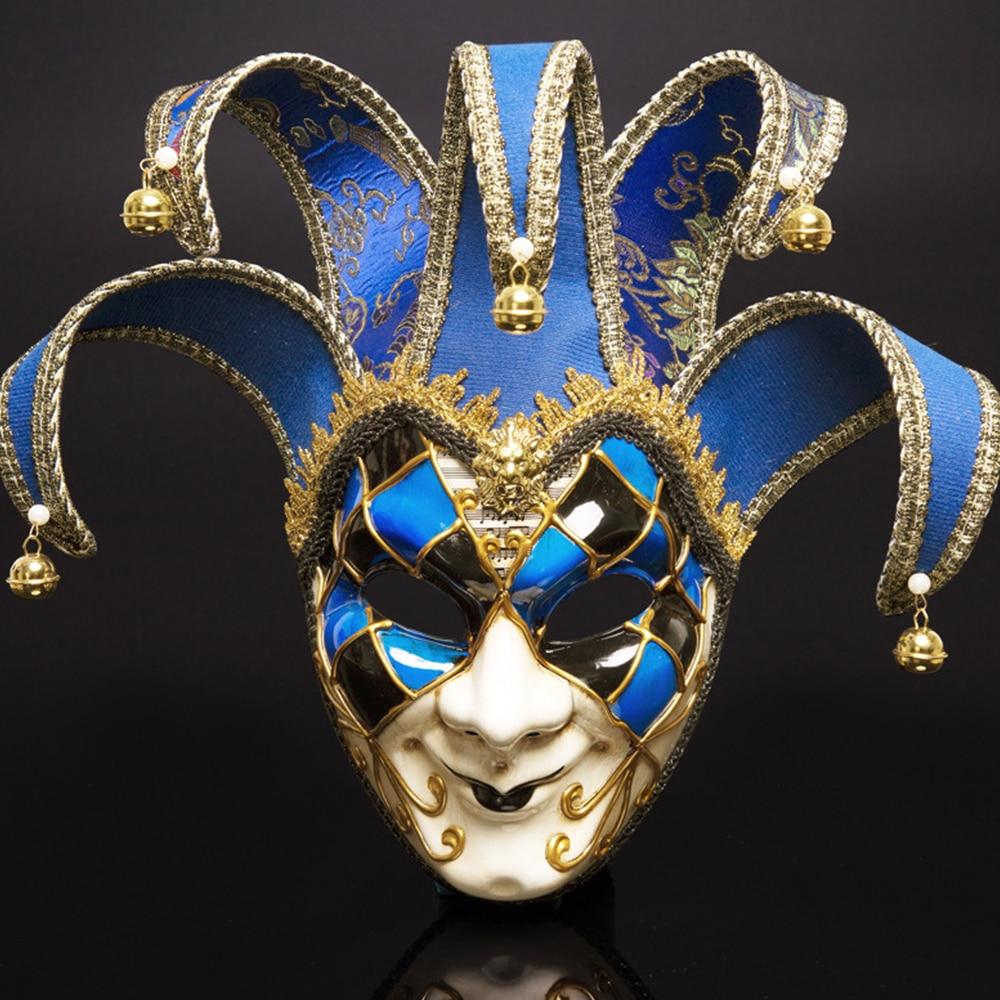 Masque joker venitien site de déguisement