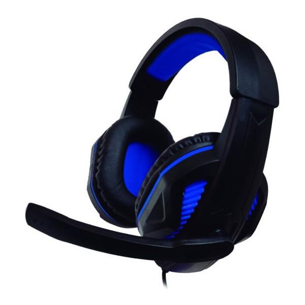 Casques avec Micro Gaming Ps4/xbox Nuwa ST10 Noir Bleu