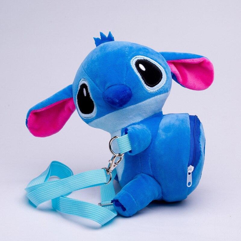 sac stitch bleu 22 cm Totojay