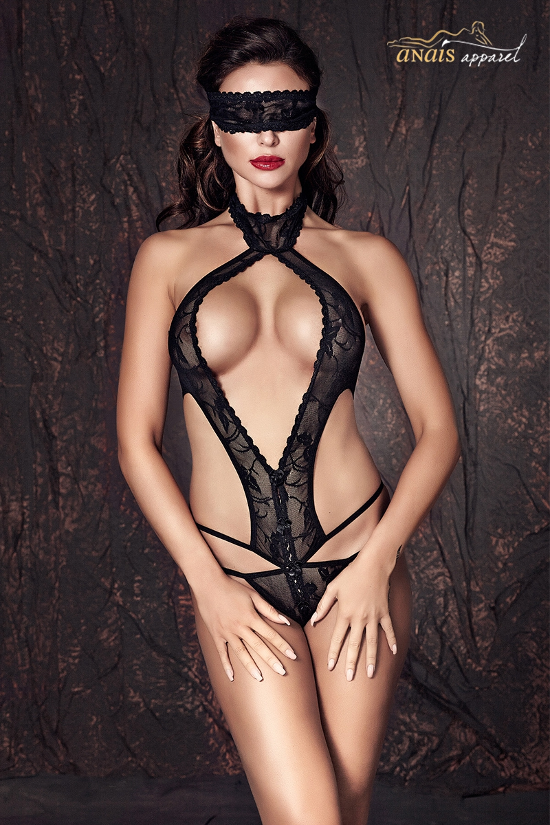 body en dentelle femme alexandra lingerie anais XS au 3XL