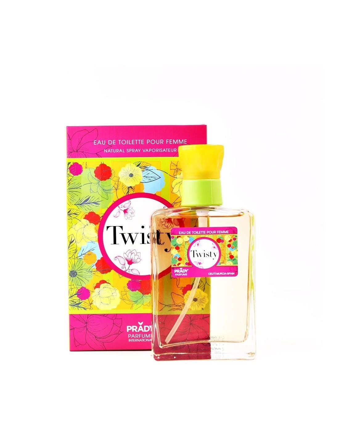 Parfum generique parfum prady femme twisty