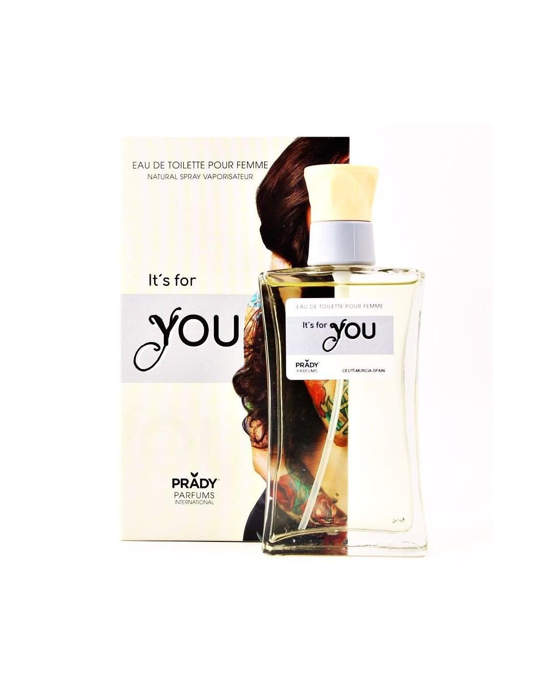 Parfum generique parfum prady femme it\'s for you