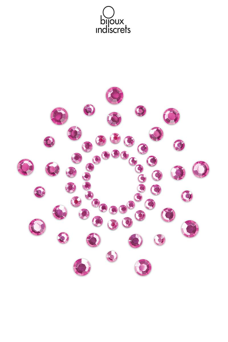 Bijoux de seins mimi rose bijoux indiscrets