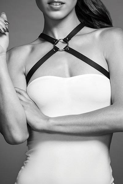 Harnais bondage noir maze Bijoux indiscrets