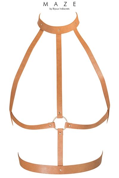 accessoires bdsm Harnais bondage femme 12327 maze Bijoux indiscrets