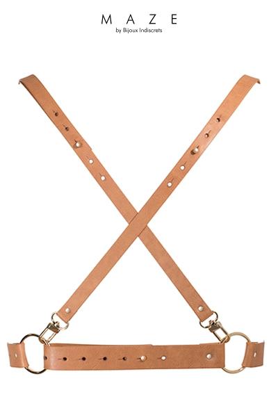 accessoires bdsm Harnais bondage femme 12319 maze Bijoux indiscrets