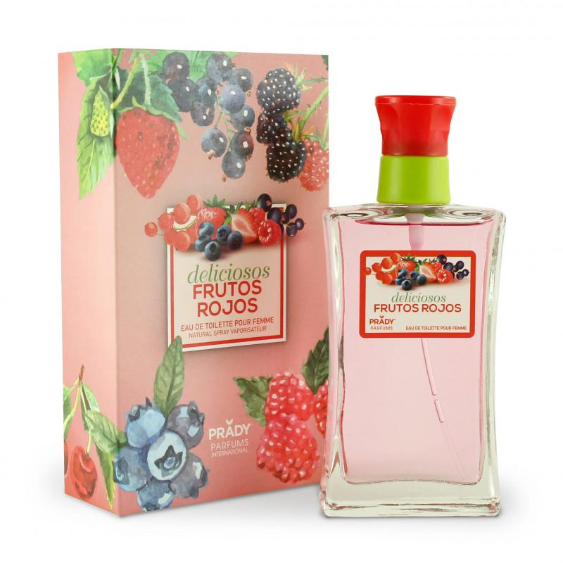 Parfum generique femme Prady fruits rouges