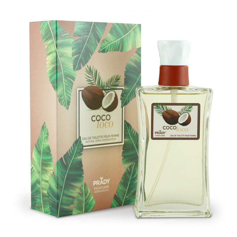 Parfum generique femme Prady coco loco