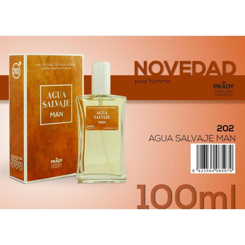 Parfum generique parfum prady homme agua salvaje man