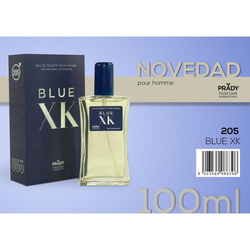 Parfum generique parfum prady homme blue xk