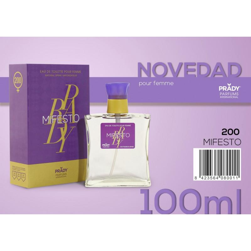Parfum generique parfum prady femme mifesto
