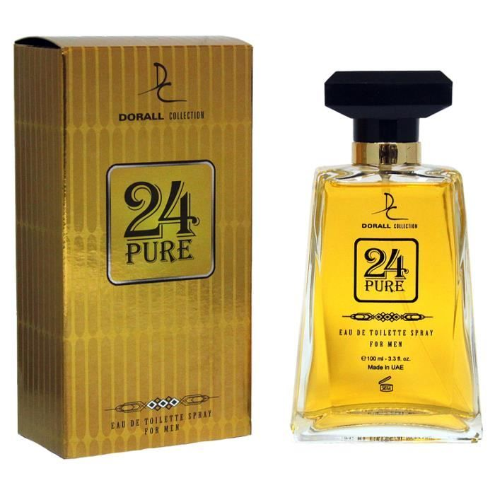 parfum dorall collection 24 pure homme parfum generique
