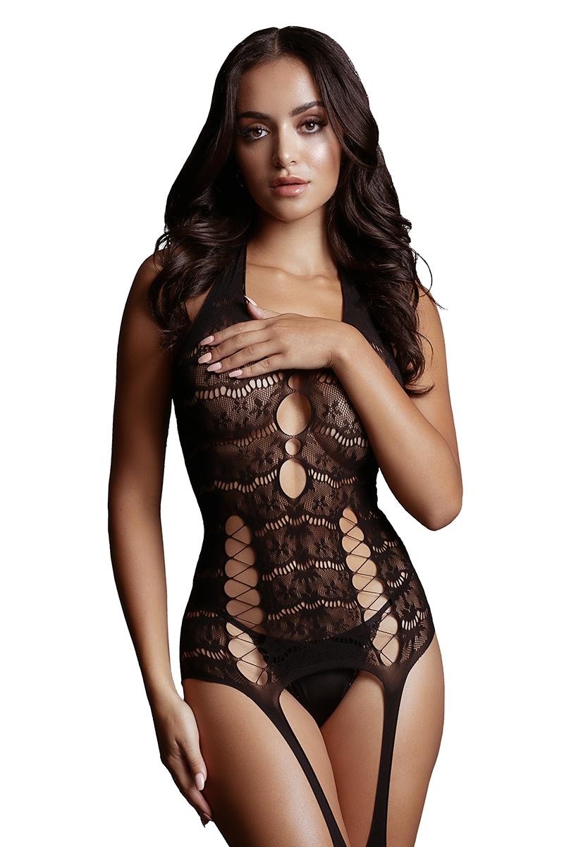 sexy bodystocking Le Désir noir 17423