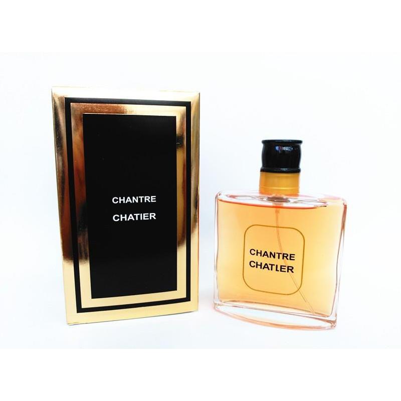 Parfum generique parfum Chatler femme chantre black