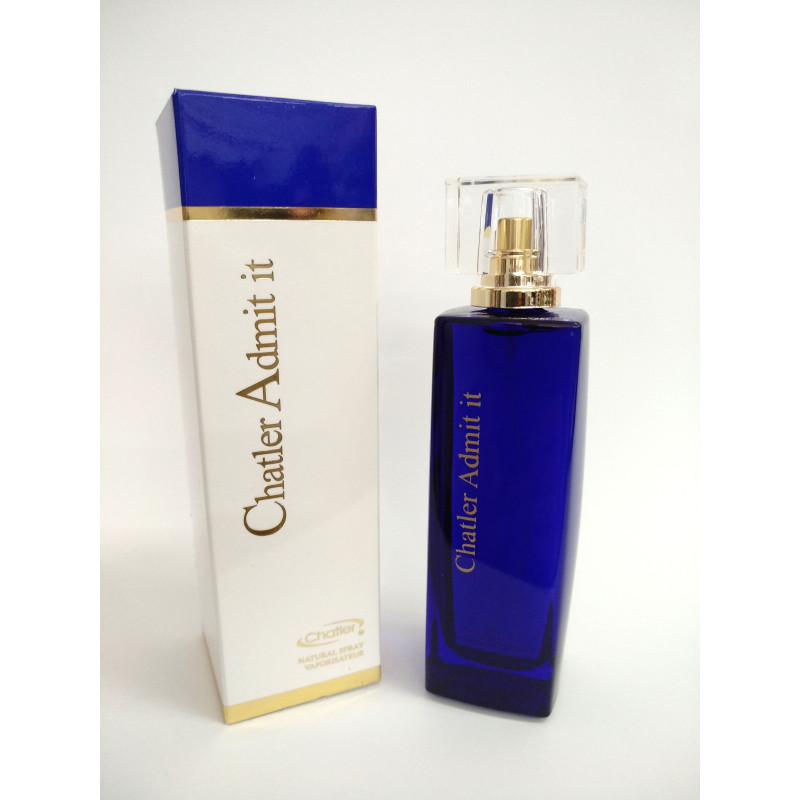 Parfum generique parfum Chatler femme admit it