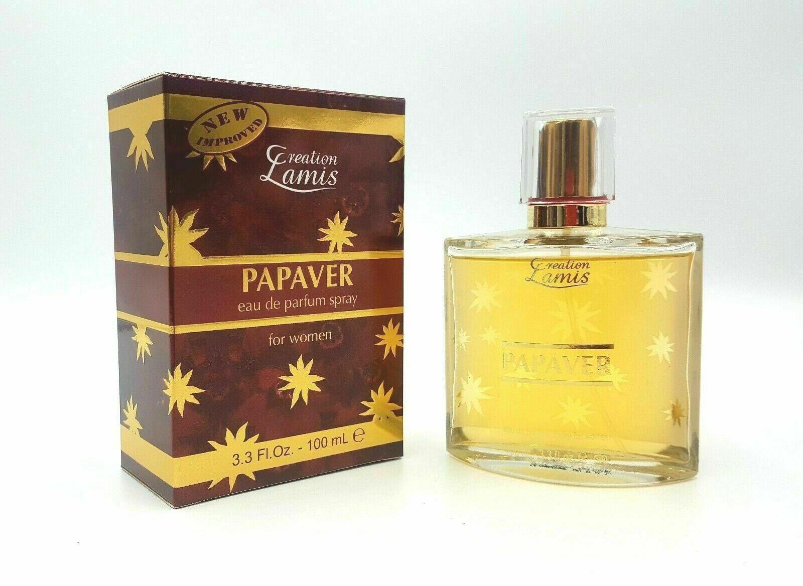 parfum generique parfum lamis femme papaver lamis