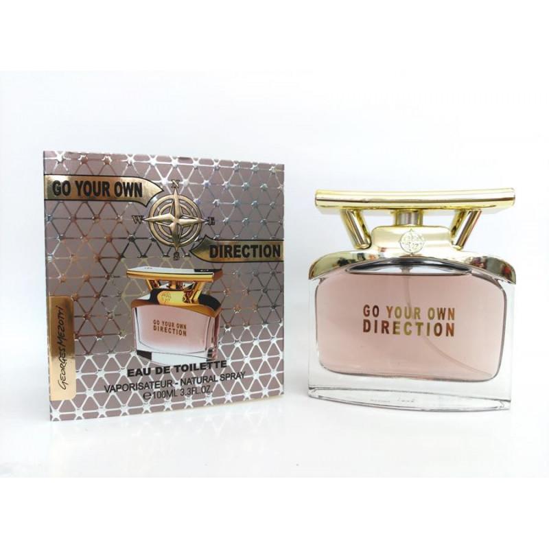 Parfum generique parfum Georges mezotti homme go your own direction