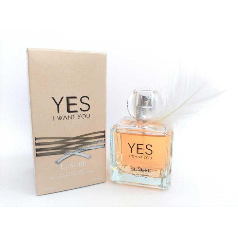 parfum generique luxure parfums femme yes i want you