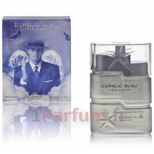 parfum generique parfum creation lamis diable bleu homme