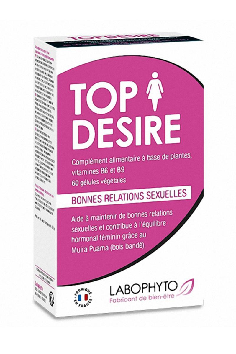 TopDesire (60 gélules) - Labophyto