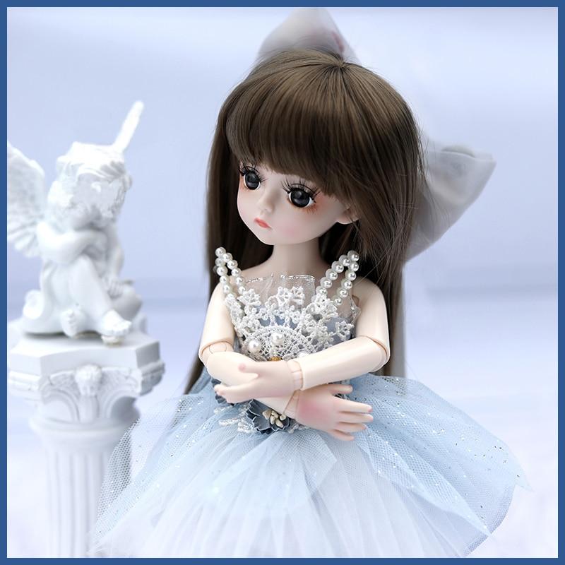poupee BJD dolls poupee reel 1/6 ucanaan 30 cm 001BV12000