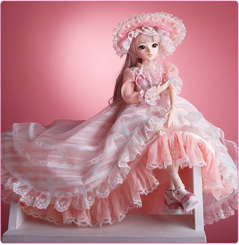 poupee BJD real doll 1/3 ucanaan 60 cm 0006