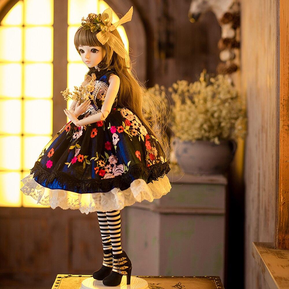 poupee BJD real doll poupee reel 1/3 ucanaan 60 cm 0004