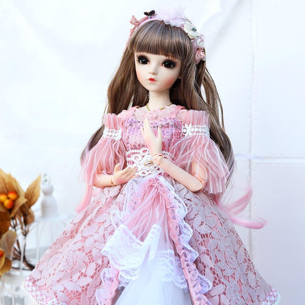poupée articulée BJD real doll 1/3 ucanaan 60 cm 0003