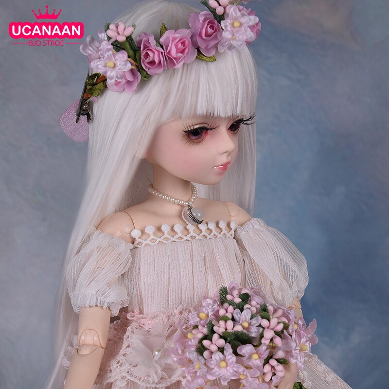 BJD real doll 1/4 ucanaan 45 cm 0002