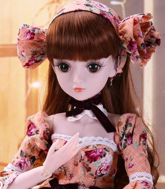 poupee BJD real doll 1/3 ucanaan 60 cm DM-1-27