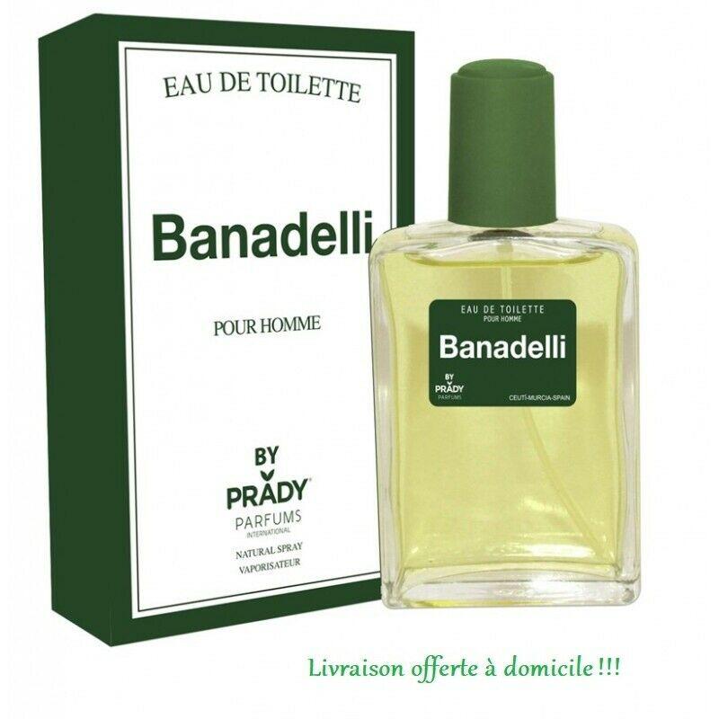 Parfum generique parfum prady homme banadelli