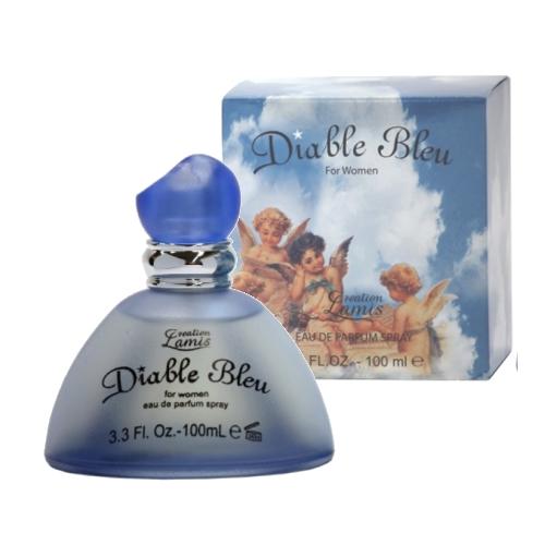 parfum generique parfum femme creation lamis diable bleu