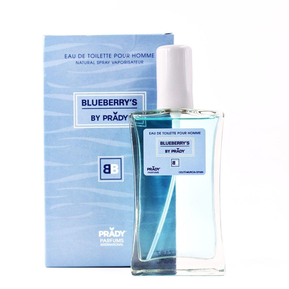 Parfum generique parfum prady homme blue berry\'s