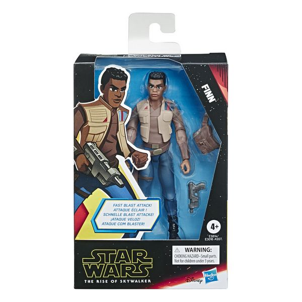 Star Wars Galaxy of Adventures Finn Hasbro (13,3 cm)