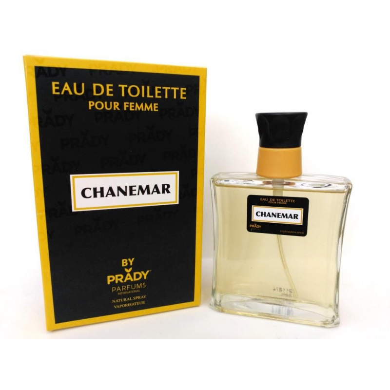 Parfum generique parfum prady femme chanemar prady