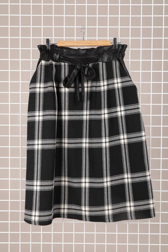 jupe vintage grande taille marque 2w paris j2155