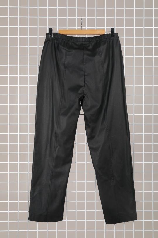 pantalon huilée femme grande taille 46 au 60 marque 2w paris noir p2152