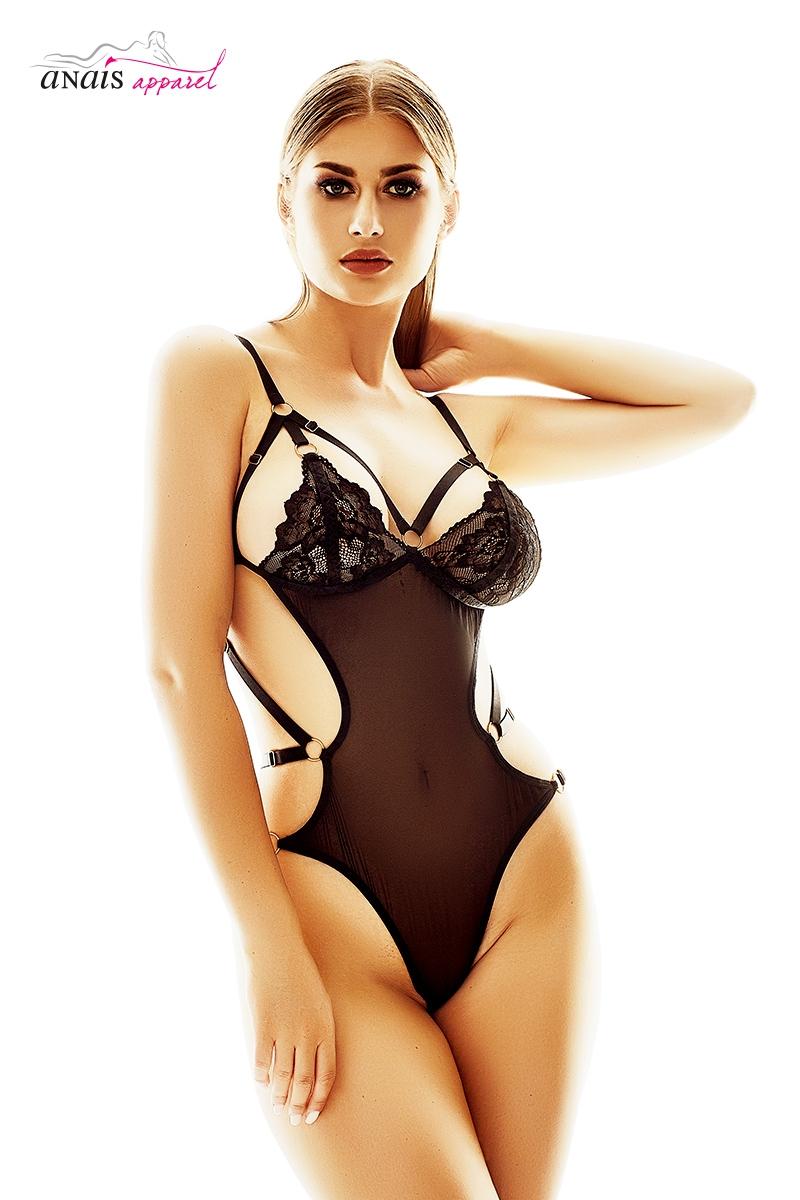 harnais body marievie lingerie anais S au 3XL