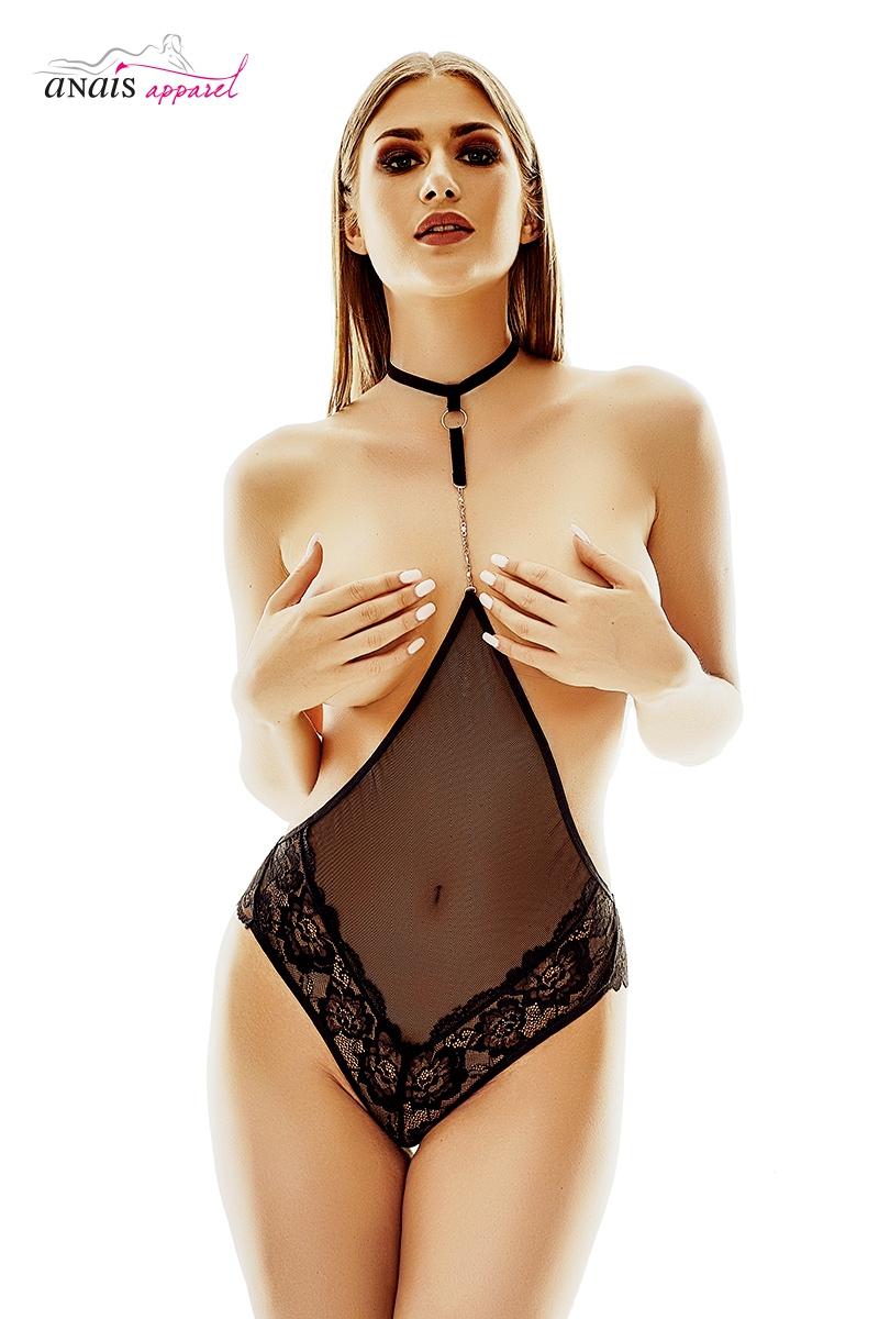 Body sein nu xanthia lingerie anais S au 3XL