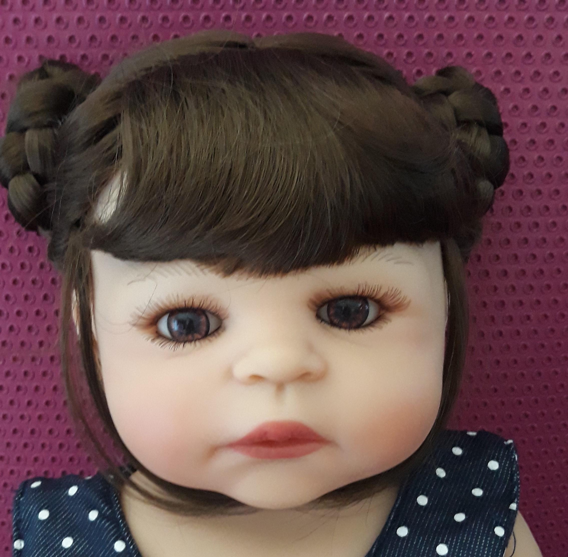 Bébé reborn fille 57 cm npk collection