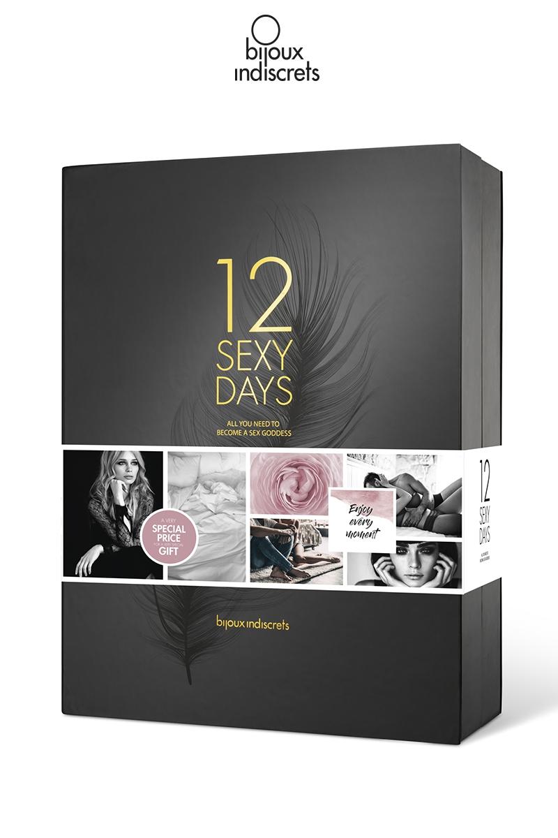 Calendrier sexy 12 jours - Bijoux Indiscrets