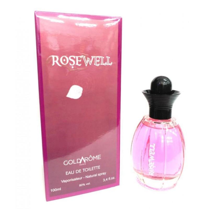 Parfum generique parfum Goldarome femme rosewell