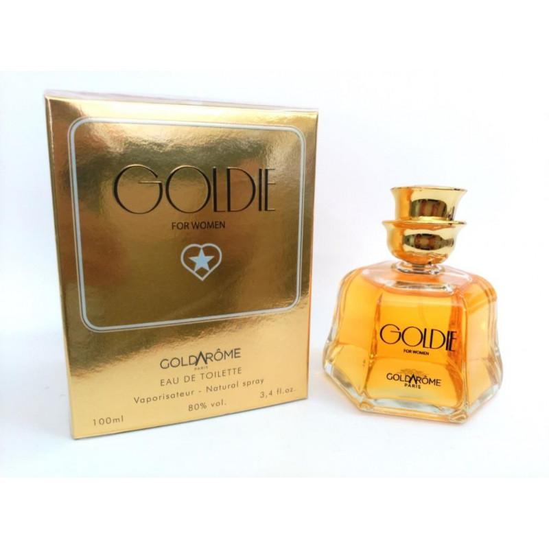 Parfum generique parfum Goldarome femme goldie