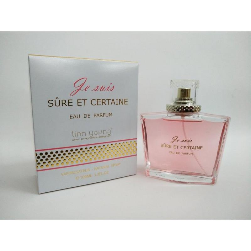 Parfum generique parfum Linn young femme je suis sure et certaine