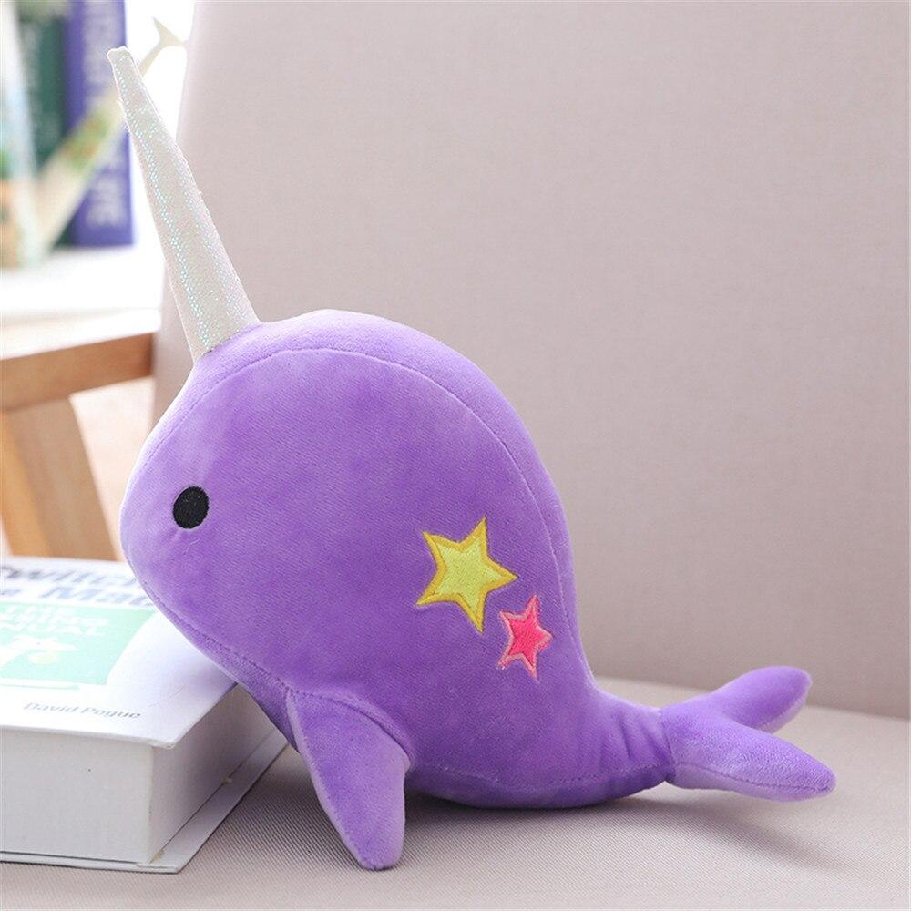 baleine en peluche