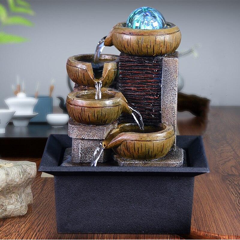 fontaine eau cascade minideal