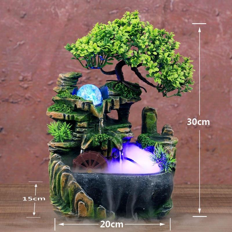 Fontaine-Feng-Shui-d-coration-cr-ative-d-coration-de-la-maison-d-coration-Zen-sculpture