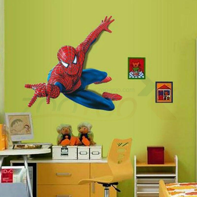 deco stickers spiderman 50 X 70 cm disney
